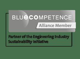 BlueCompetence Logo