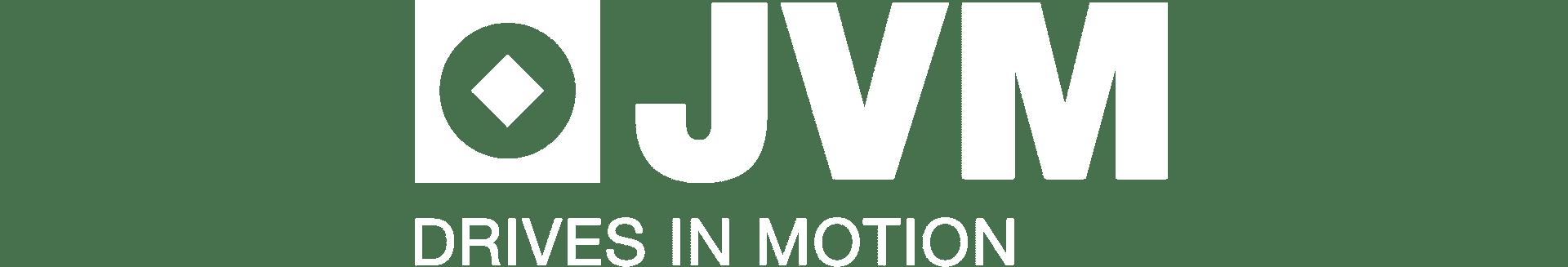 JVM Logo White
